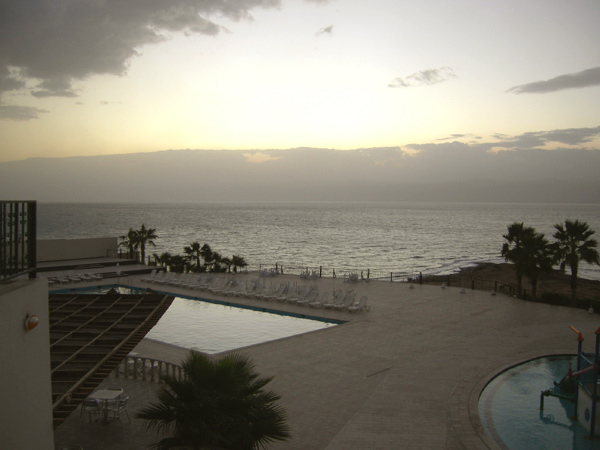 Dead Sea in Jordan: there are only four hotels here. But they are very comfortable. Photos: Jordan